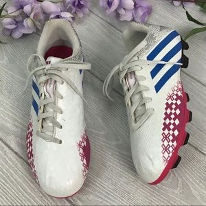 Adidas Women Predito Athletic Shoes Soccer Cleats